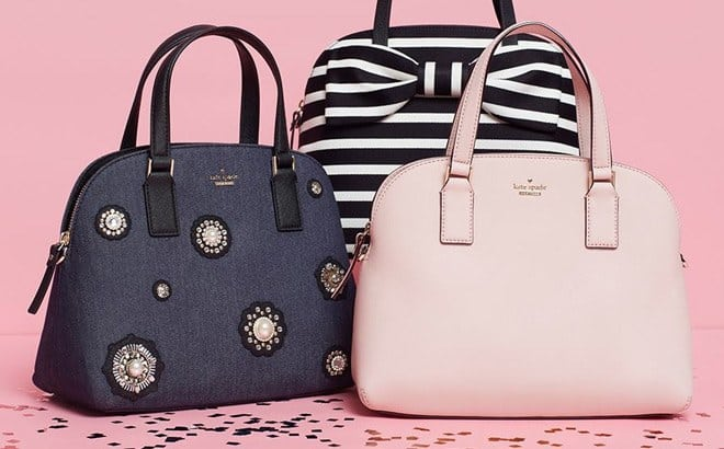 Kate Spade : Bags & Wallets Up to 75% Off + FREE Shipping (Ends Today!)